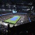 Sala Polivalentă din Cluj s-a umplut aproape de fiecare dată când a găzduit meciuri din Cupa Davis sau Fed Cup // FOTO: Raed Krishan
