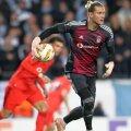Karius, în partida de aseară cu Malmo // FOTO: Reuters
