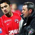 Claudiu Niculescu și Mircea Rednic în 2006 // FOTO: Arhivă Gazeta Sporturilor