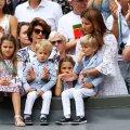 Mirka și cei 4 copii pe care îi are împreună cu Roger Federer, foto: Guliver/gettyimages
