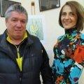 Cornel Țălnar, alături de regretata Georgeta Țălnar, trecută în neființă în urmă cu doi ani