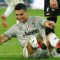 Cristiano Ronaldo s-a transferat în vară la Juventus de la