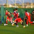 Popa este, în acest moment, unul dintre cei mai slabi atacanți din Liga 1 din punctul de vedere al randamentului // Foto: Cristi Preda