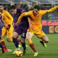 Fiorentina - AS Roma // FOTO: Guliver/GettyImages