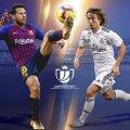 Messi vs Modric Foto: AS