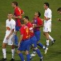 Steaua - FC Argeș, 2-0, meci câștigat de roș-albaștri în 2008