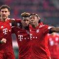Bayern Munchen câștigă cu Augsburg și se apropie de Dortmund