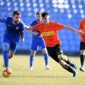 FC Voluntari - Dunărea Călărași // FOTO: Raed Krishan