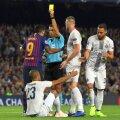 Ovidiu Hațegan nu poate arbitra meciuri în actualul sezon de UCL // FOTO: Guliver/Getty Images