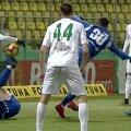 Concordia Chiajna - FC Voluntari // FOTO: Captură TV Telekom Sport