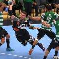 Dinamo - Sporting Lisabona // FOTO: Raed Krishan