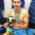 Dorin Rotariu și Supercupa câștigată alături de FC Astana // Twitter Dorin Rotariu