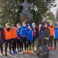 Jucătorii U10 de la Pro Sport București alături de antrenorul Andrei Anghel Constantinescu