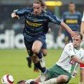 Van der Meyde a fost unul dintre cei mai talentați jucători pe care i-a dat Ajax la începutul anilor 2000