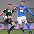 Vlad Chiricheș, notat cu 6 pentru evoluția din meciul cu Sassuolo FOTO: Reuters