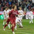 CFR s-a impus ușor cu Sepsi în cele 4 meciuri din actualul sezon // FOTO: Facebook Cfr Cluj