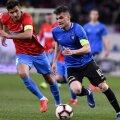Ianis Hagi a fost notat cu 9 de Gazeta Sporturilor pentru meciul cu FCSB, cel mai mare calificativ dintre toți cei care au jucat luni pe Arenă