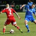 Alexandru Mateiu a înscris de 4 ori în acest sezon // FOTO: Bogdan Bălaș