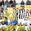 Panteolikos - PAOK Salonic // Sursă foto: Twitter PAOK Salonic
