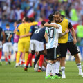 Messi și Higuain (foto: Guliver/Getty Images)