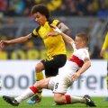 Axel Witsel într-un meci cu VfB Stuttgart // Foto: Guliver/GettyImages
