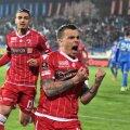 Dan Nistor, marcatorul golului, foto: sportpictures.eu