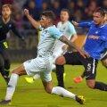 Florinel Coman a fost pe teren 50 de minute în meciul Viitorul - FCSB 1-1 // FOTO: Cristi Preda (GSP)
