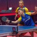 Bernadette Szocs și Eliza Samara continuă Mondialul, doar la dublu
