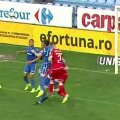 FC Voluntari - Dinamo // FOTO: Captură TV Digi Sport