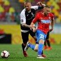 Denis Alibec nu a avut prea multe realizări contra FCSB-ului // FOTO: Cristi Preda