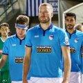 Adam Nemec, în tricoul lui Pafos // Sursă foto: Instagram Adam Nemec