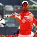 Novak Djokovic s-a calificat în finala turneului de la Madrid // FOTO: Guliver/Getty Images