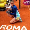 Karolina Pliskova s-a impus la Roma // FOTO: Guliver/Getty Images