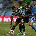 FOTO: GettyImages // Bruno Fernandes - Sporting Lisabona
