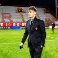 Vlad Dragomir, la patru ace înainte de un meci