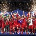 Liverpool FC, campioana Europei
