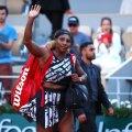 FOTO: GettyImages // Serena Williams a fost eliminată în turul 3 la Roland Garros