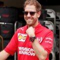 Sebastian Vettel // FOTO: Reuters