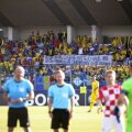Românii vor lua cu asalt tribunele și la meciul cu Anglia de la Cesena // FOTO: Raed Krishan