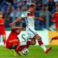 Germania U21 - România U21 8-0 // FOTO: Guliver/Getty Images