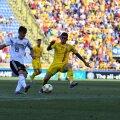 Alex Cicâldău în Germania U21 - România U21 4-2