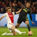 Matthijs de Ligt (Ajax) vs. Federico Bernardeschi (Juventus)  foto: Guliver/Getty Images