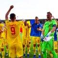 România U21 a ajuns până în semifinale la Euro 2019, unde a fost învinsă de Germania, 2-4 Foto: Raed Krishan