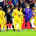 Trei jucători de la naționala mare ar putea ajunge alături de tricolorii mici la Olimpiada din 2020 // FOTO: Cristi Preda (Gazeta Sporturilor)