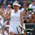 Simona Halep are o semifinală la Wimbledon, în 2014, foto: Guliver/gettyimages