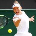 Simona Halep la Wimbledon 2019, foto: Guliver/gettyimages