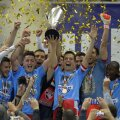 Dinamo a cucerit ultimul trofeu din palmares în 2017, Cupa Ligii