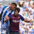 Theo Hernandez, stânga, în tricoul lui Real Sociedad, foto: Guliver/gettyimages