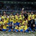 FOTO: GettyImages // Brazilia - Peru, finala Copa America