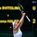 FOTO: GettyImages // Simona Halep s-a calificat în finala de la Wimbledon
